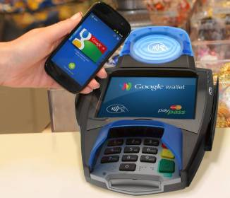Google Wallet's Point of Sale Terminal